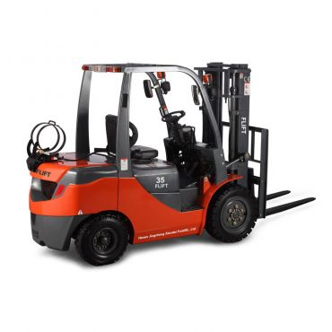 3.5 Ton CNG forklift with NISSON engine
